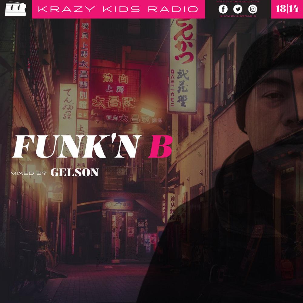 FUNK'N B KRAZY KIDS RADIO podcast