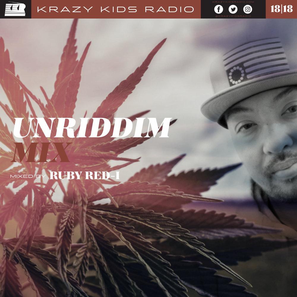 UNRIDDIM MIX KRAZY KIDS RADIO podcast
