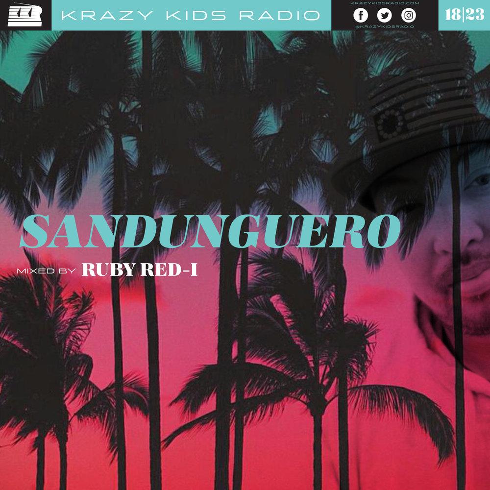 SANDUNGUERO KRAZY KIDS RADIO podcast