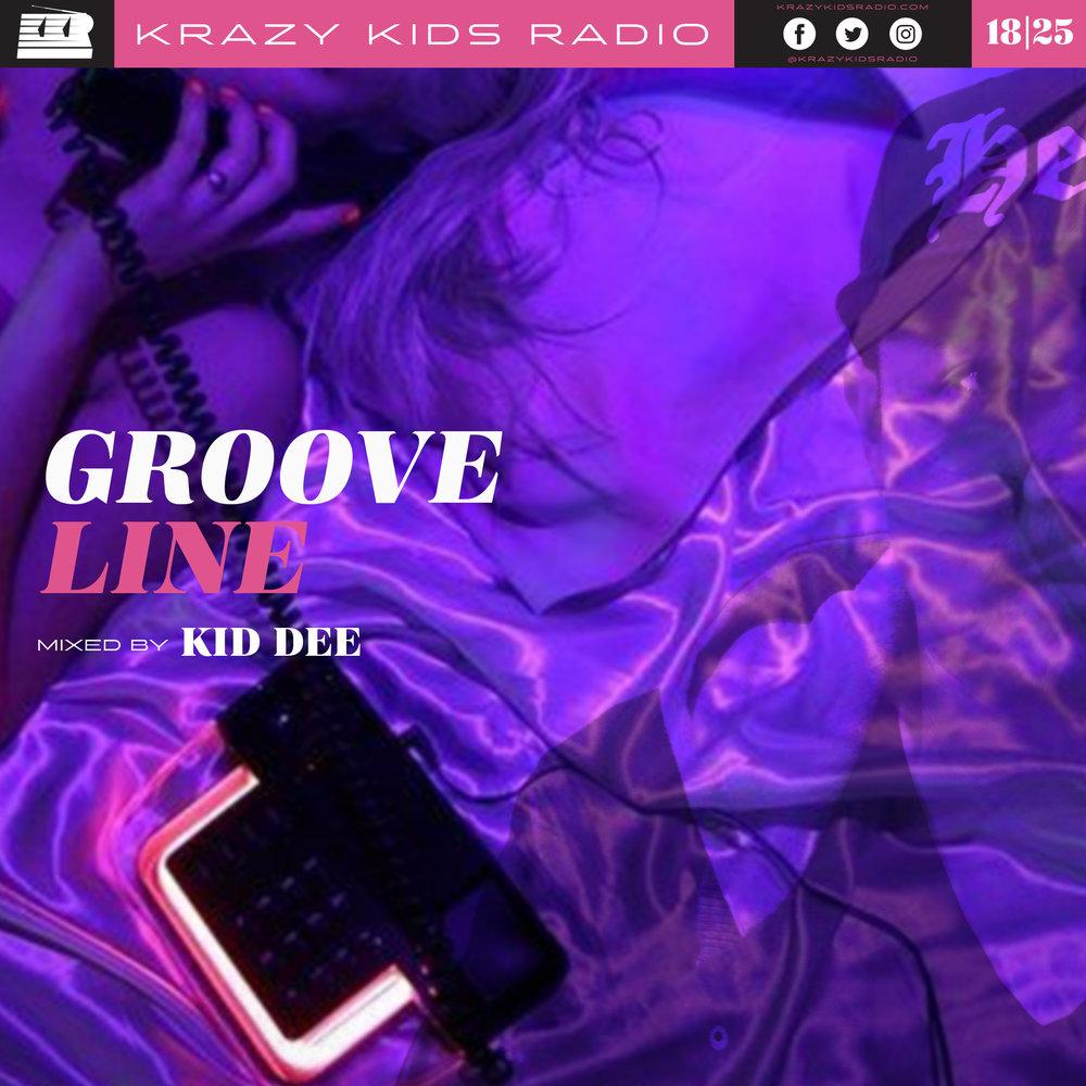 GROOVE LINE KRAZY KIDS RADIO podcast