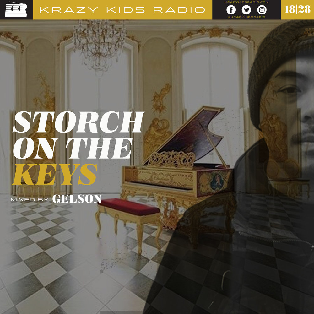 STORCH ON THE KEYS KRAZY KIDS RADIO podcast
