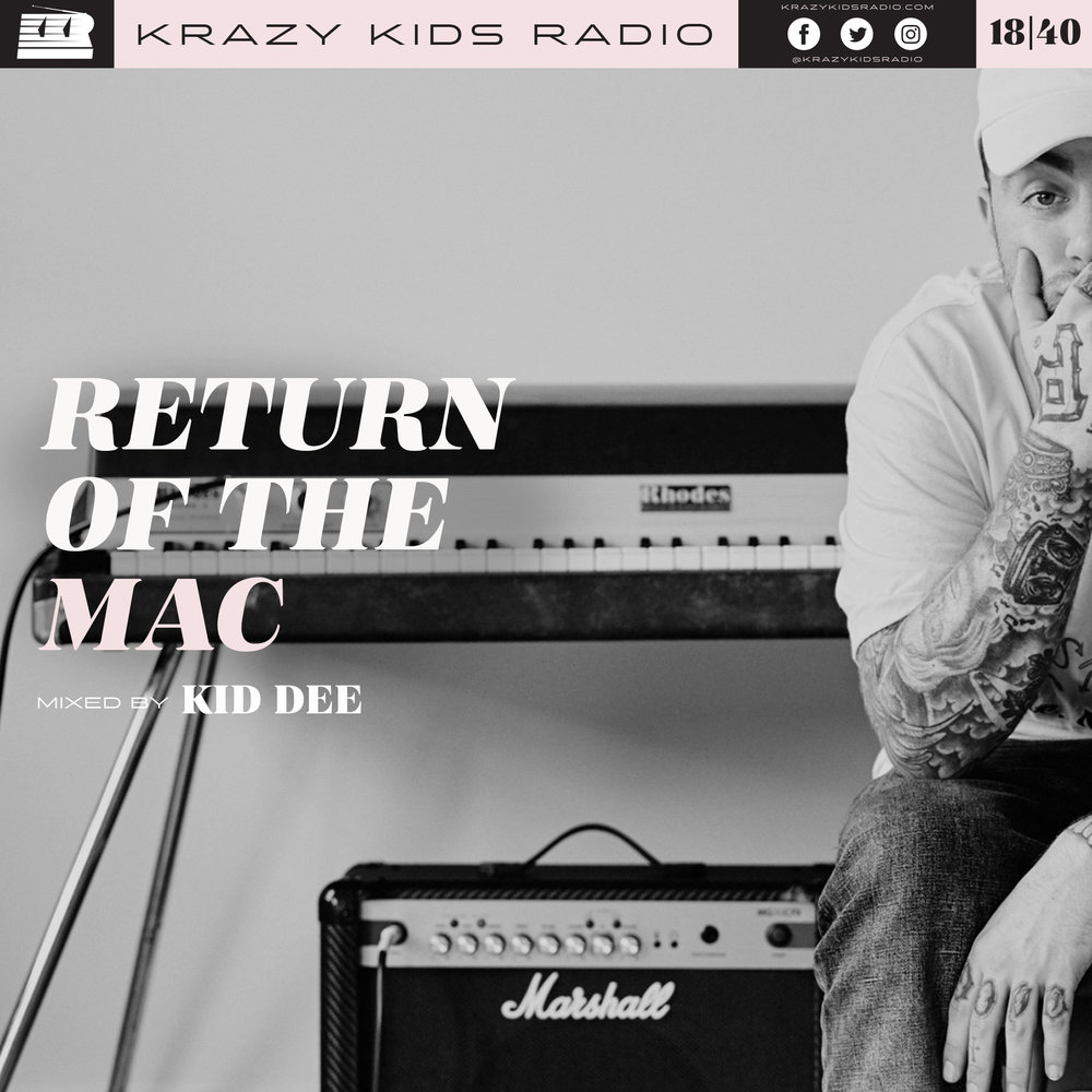 RETURN OF THE MAC KRAZY KIDS RADIO podcast