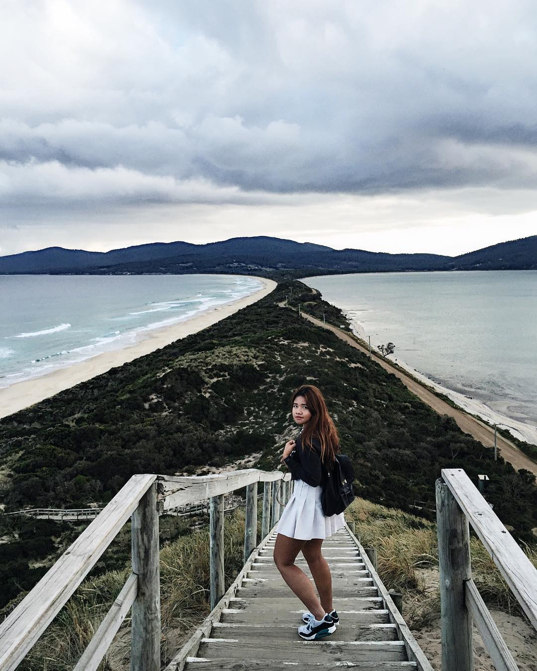 Truganini Lookout @ The Neck, Bruny Island