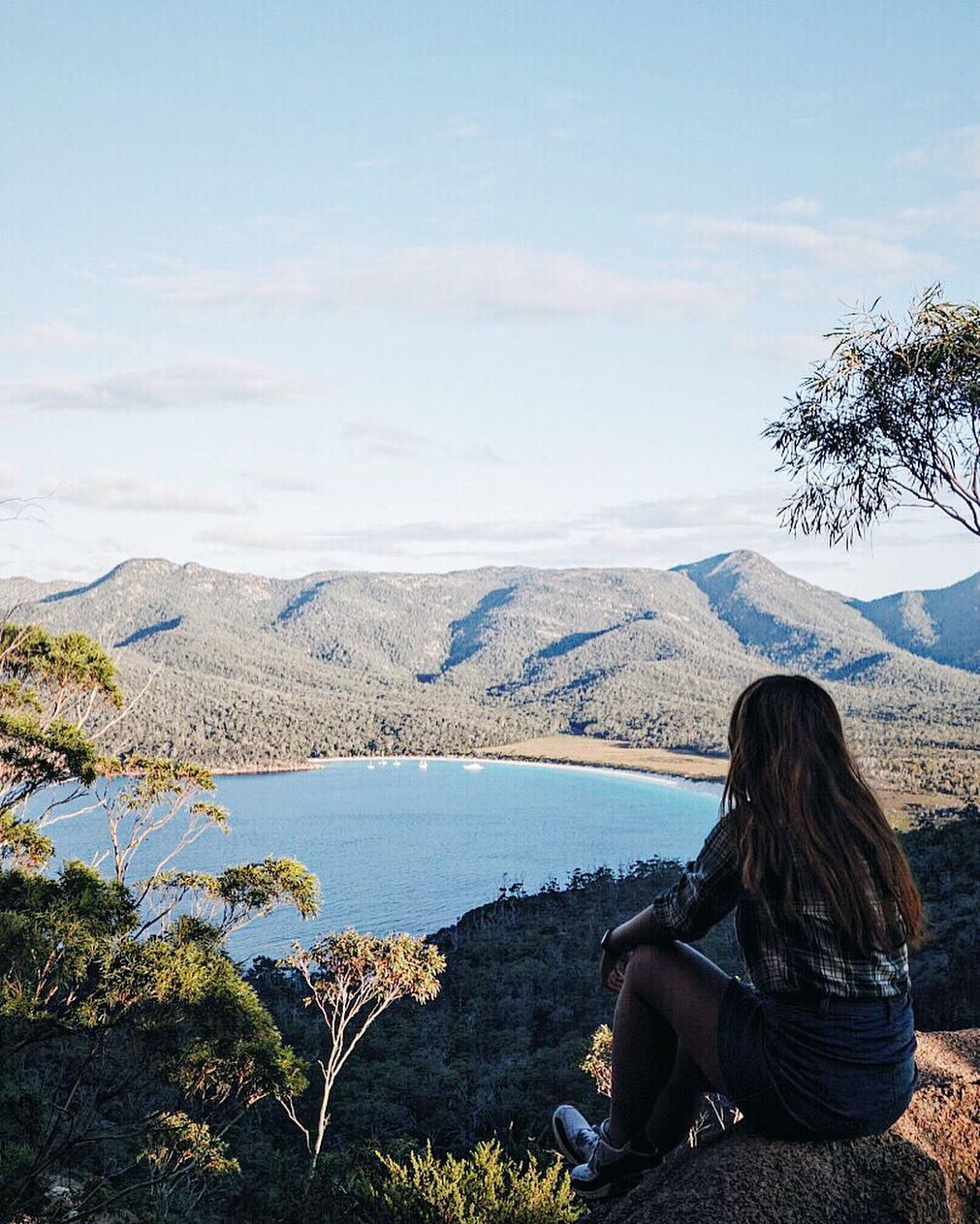 Wineglass Bay Lookout, Freycinet National Park