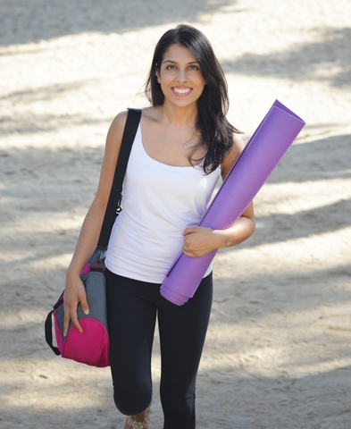 Parveen Ebrahim The Yoga Effect Private Yoga