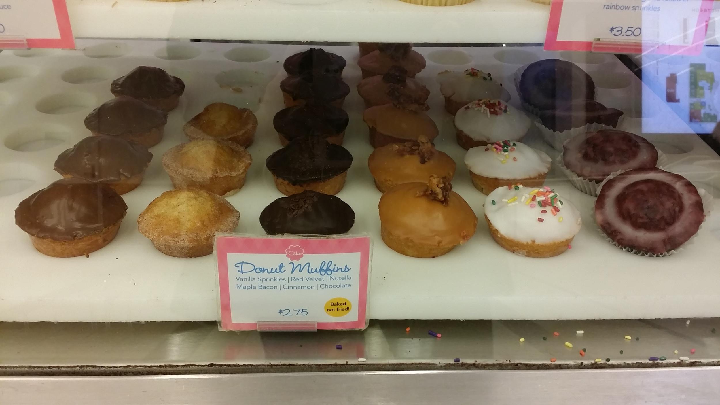 Cako Donut Muffins