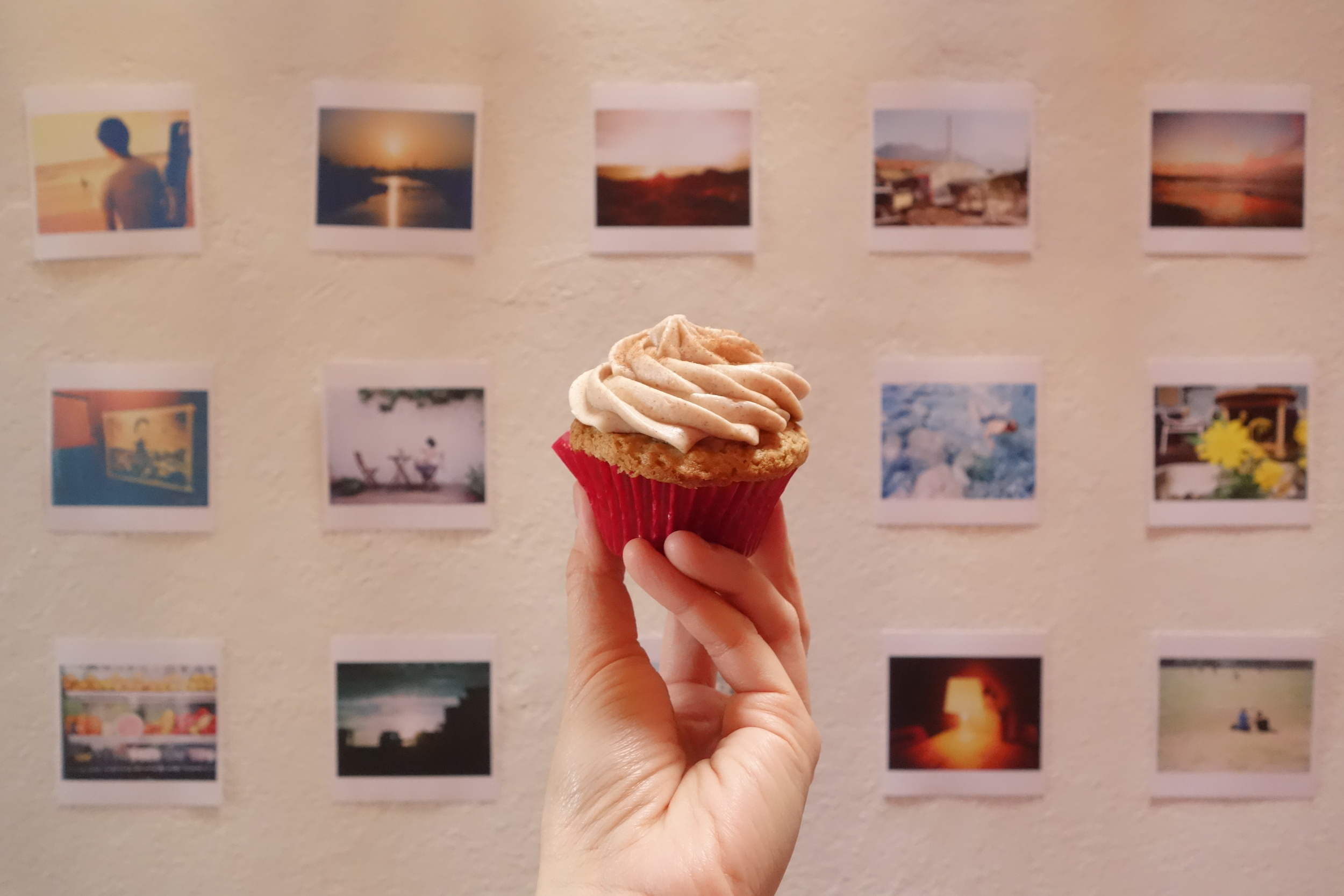 Churro Cupcake by We The Minis.