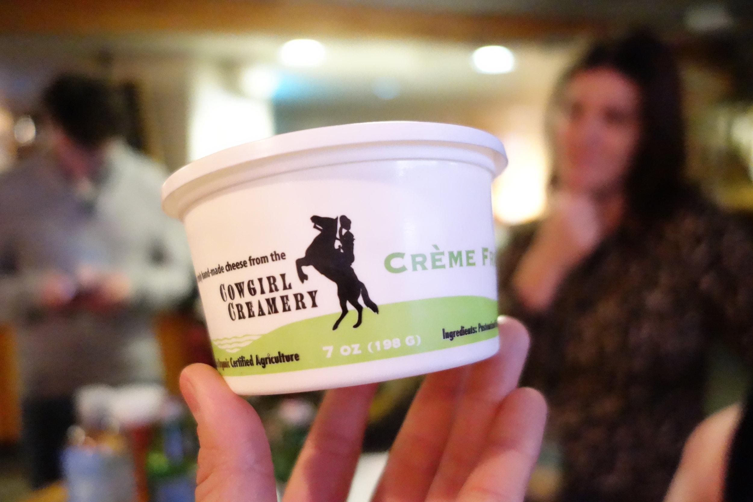Cowgirl Creamery Crème Fraîche