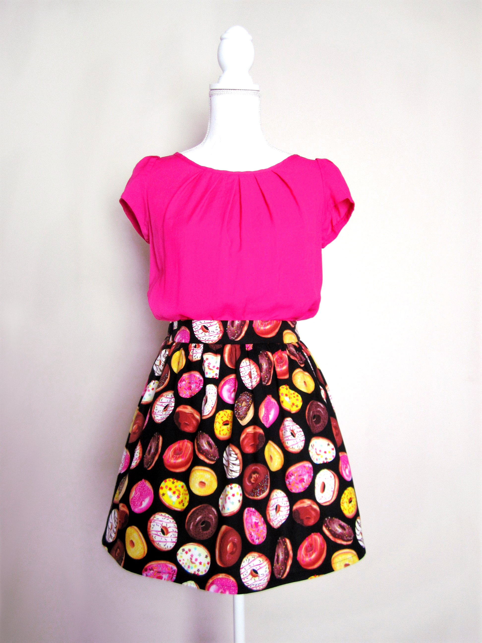 Colorful Donut Skirt