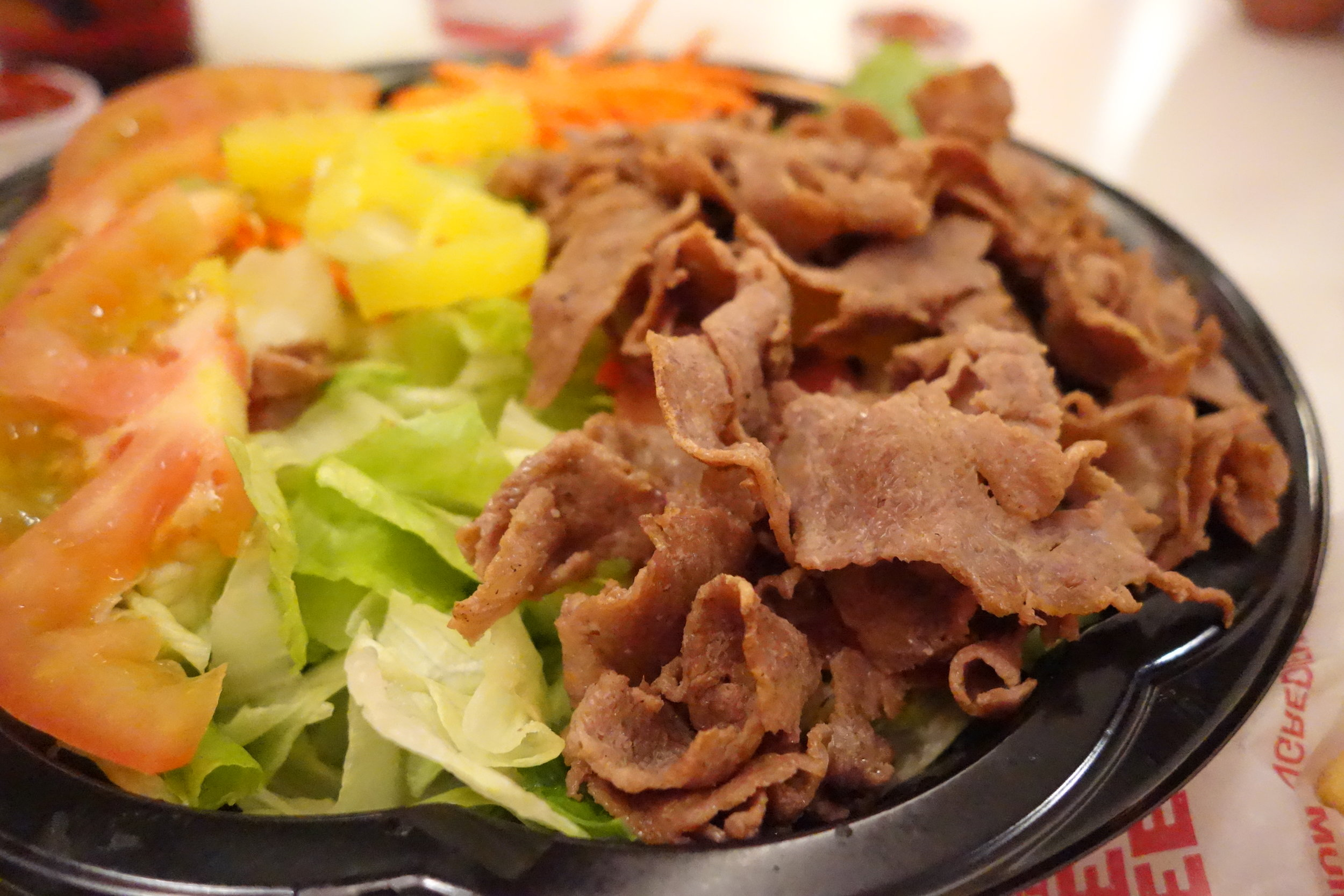 Charley's Philly Steak Salad