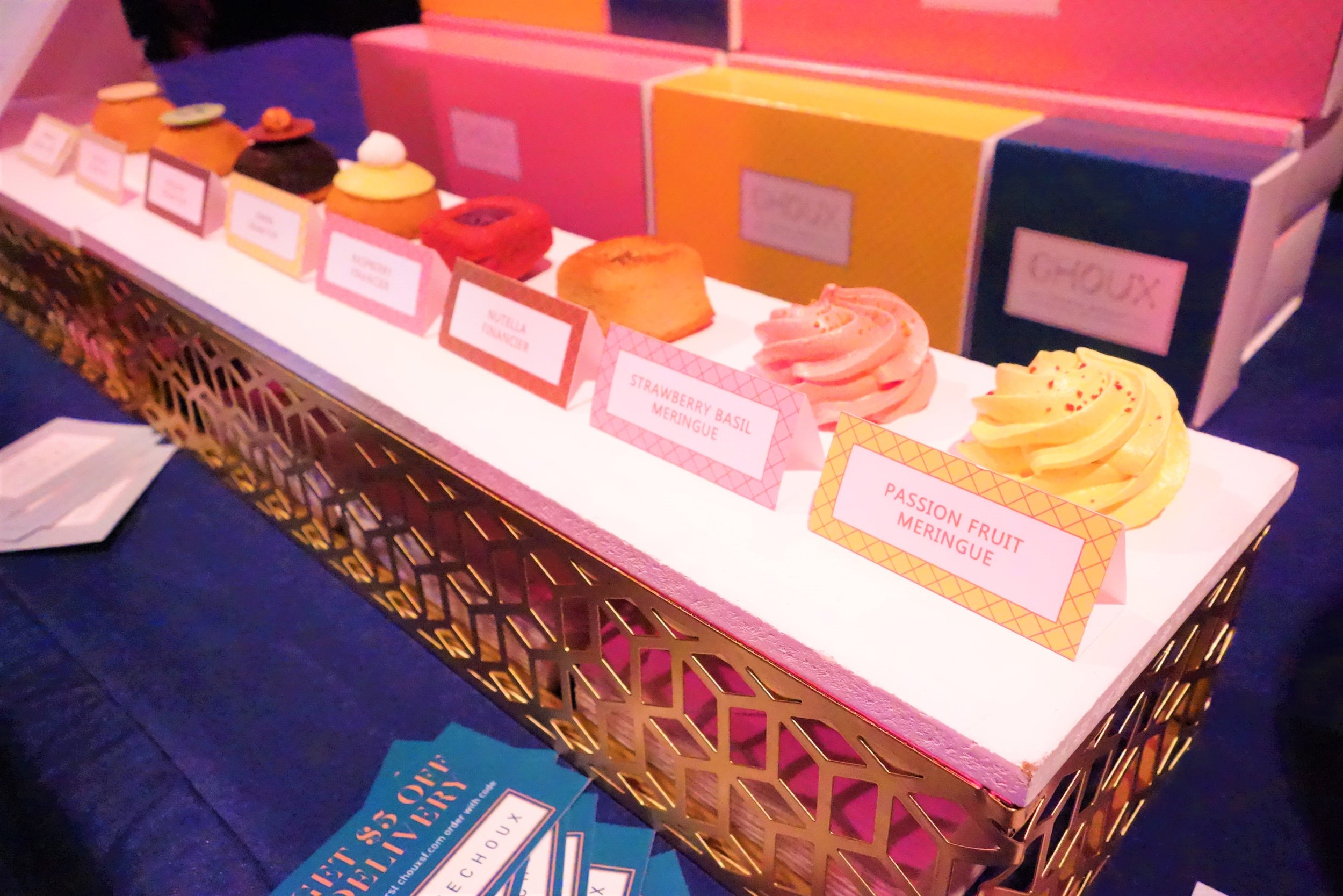 Desserts by Choux at Sweet Spot Fest