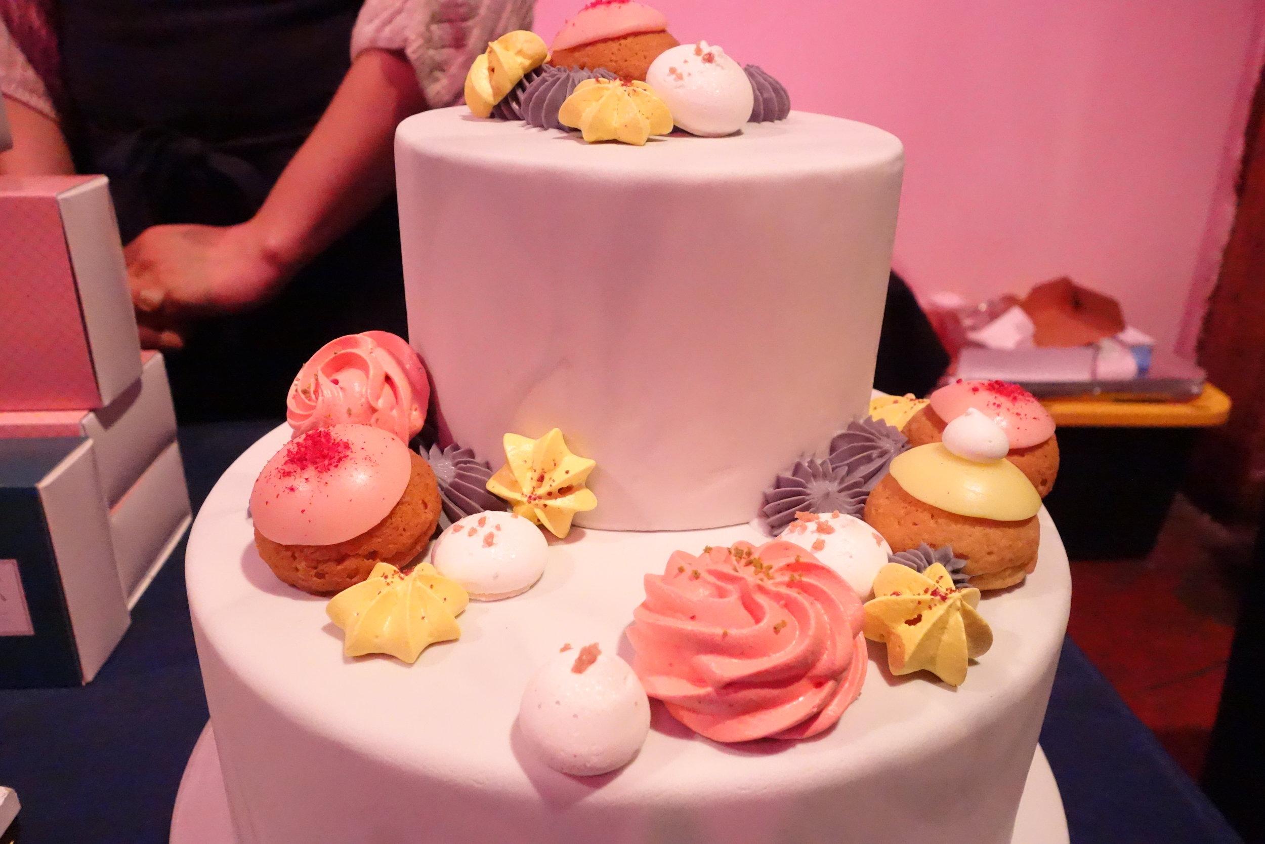Assorted Desserts by Choux