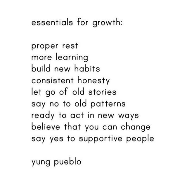 A repost from @elenabrower by @yung_pueblo ~ which one might you cultivate now #cultivatewithin #innerwealth #lovetankfiller #yogawithlauren