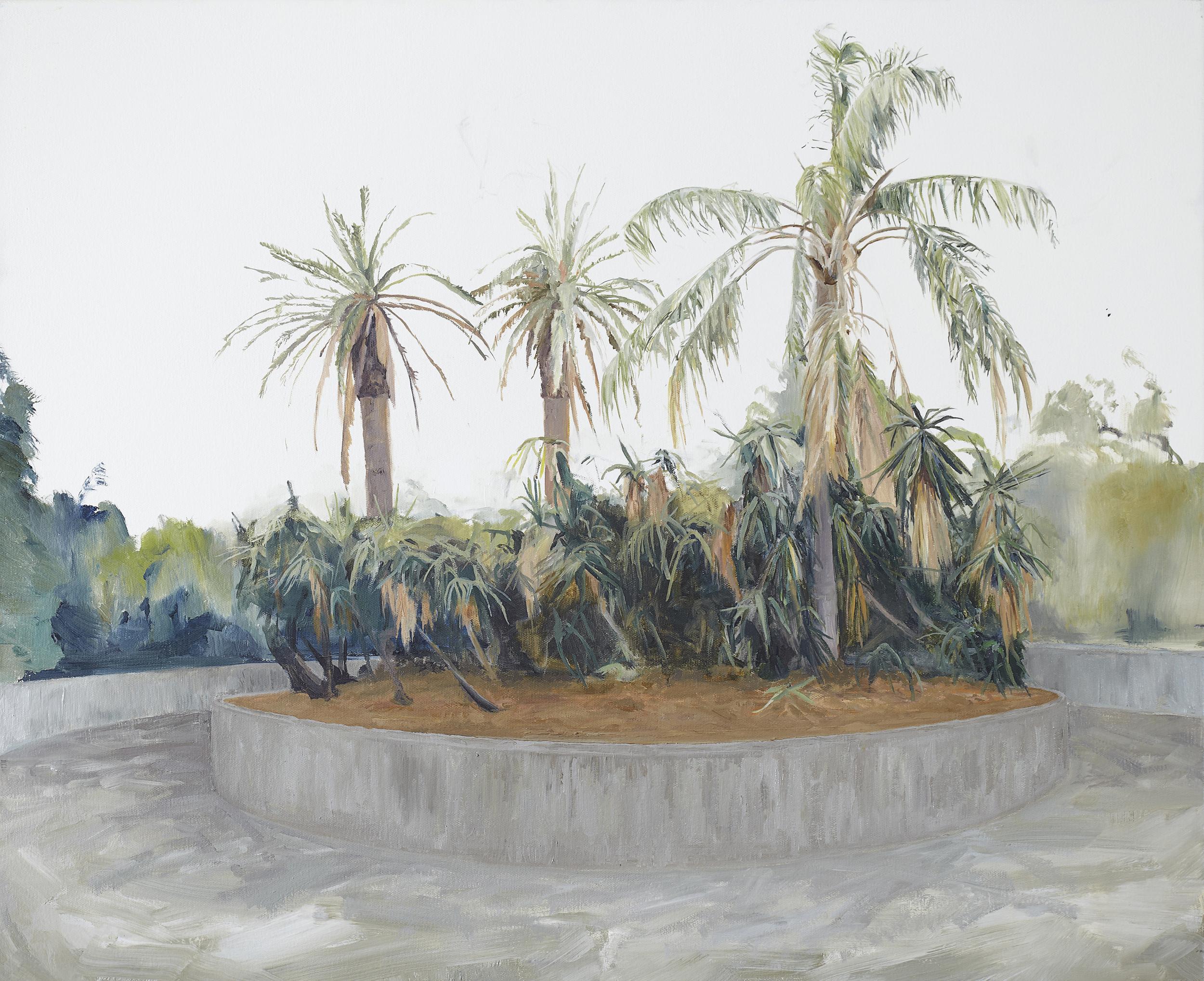 Habitat 2012 Oil on Canvas 65 x 80cm
