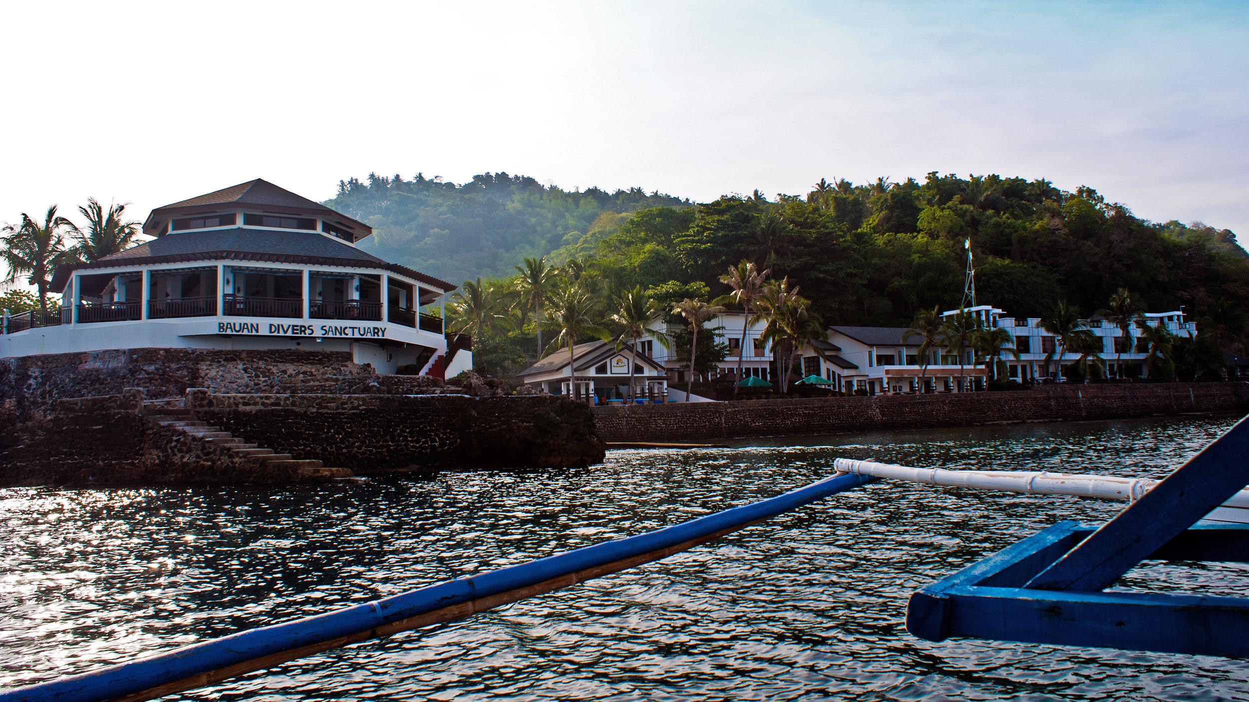 Bauan Diver's Sanctuary