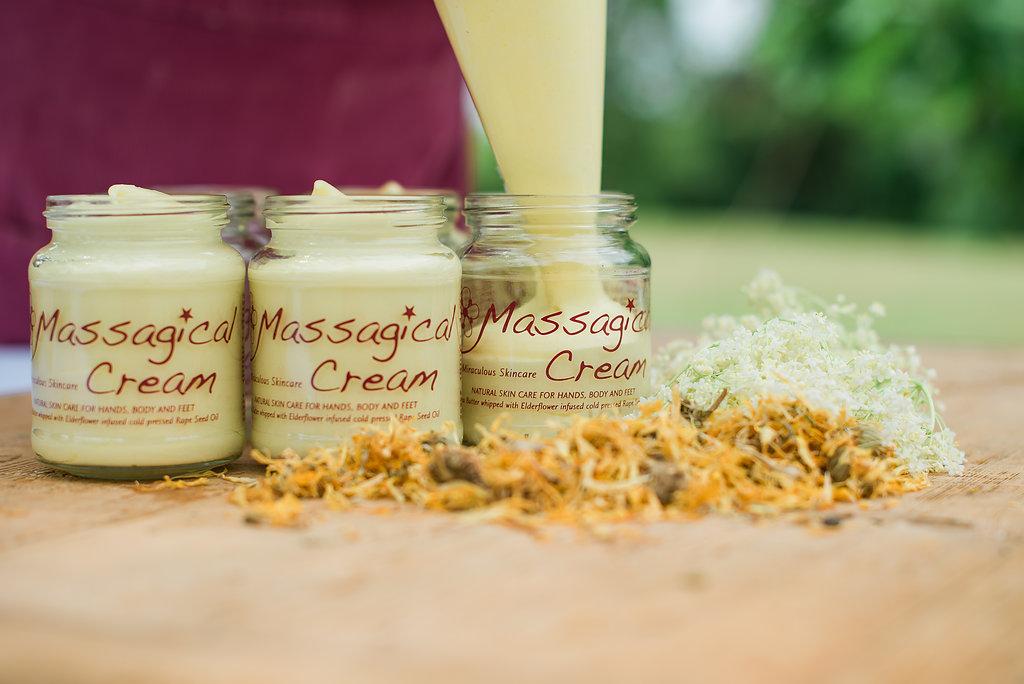 Massagical Cream | Massagical: Natural skincare handmade in rural Suffolk