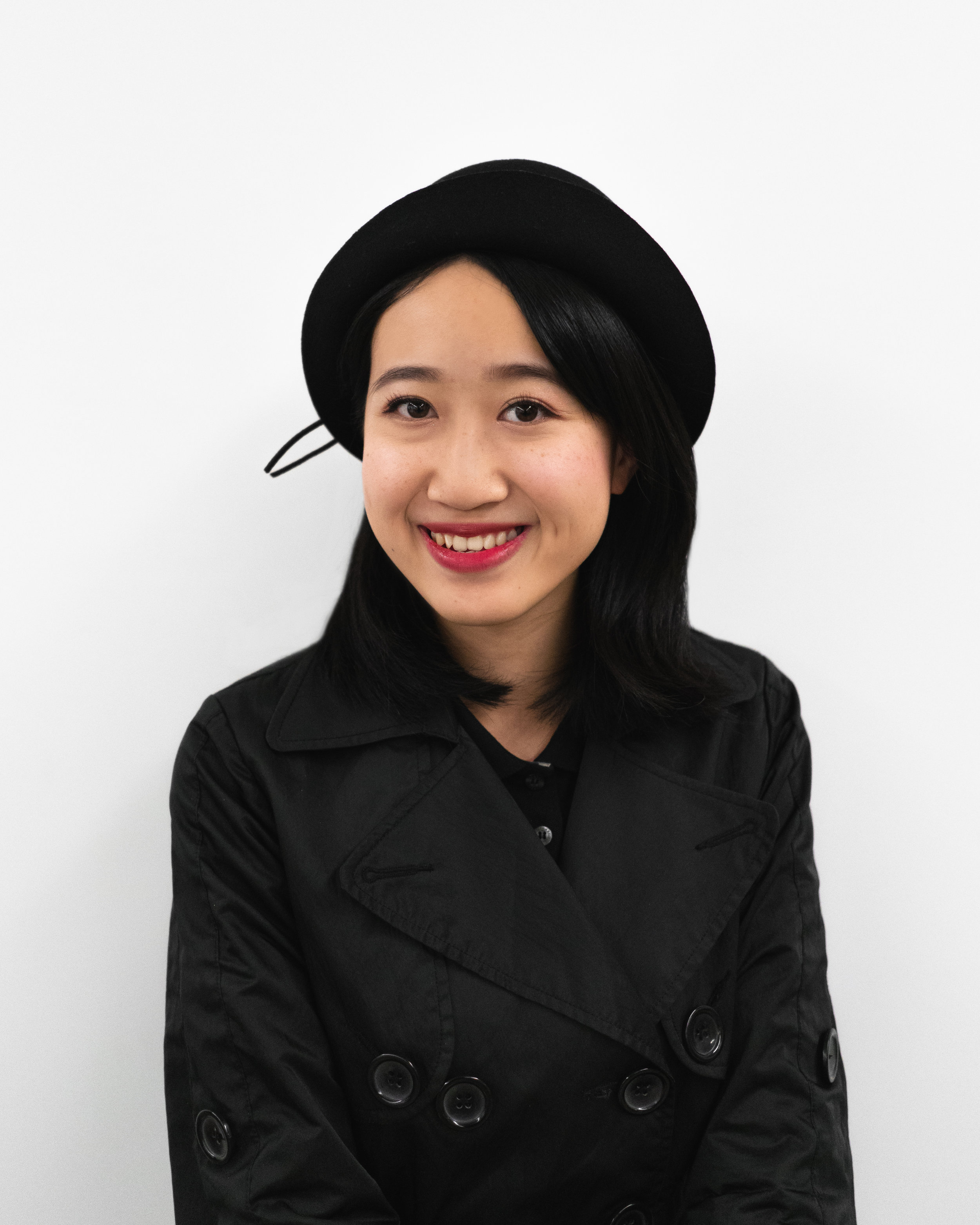 SANDY CHONG - Graphics Committee