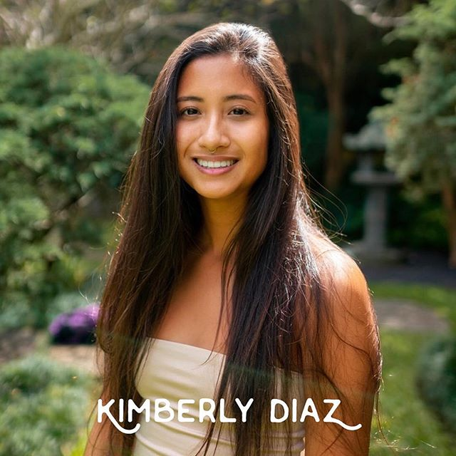 Meet our junior designer @kimmyndiaz for our upcoming fashion show! She's looking forward to showing you her inspirations, motivations & we can't wait for you all to see! Get to know more about her on our fashion website in the bio💜🌹