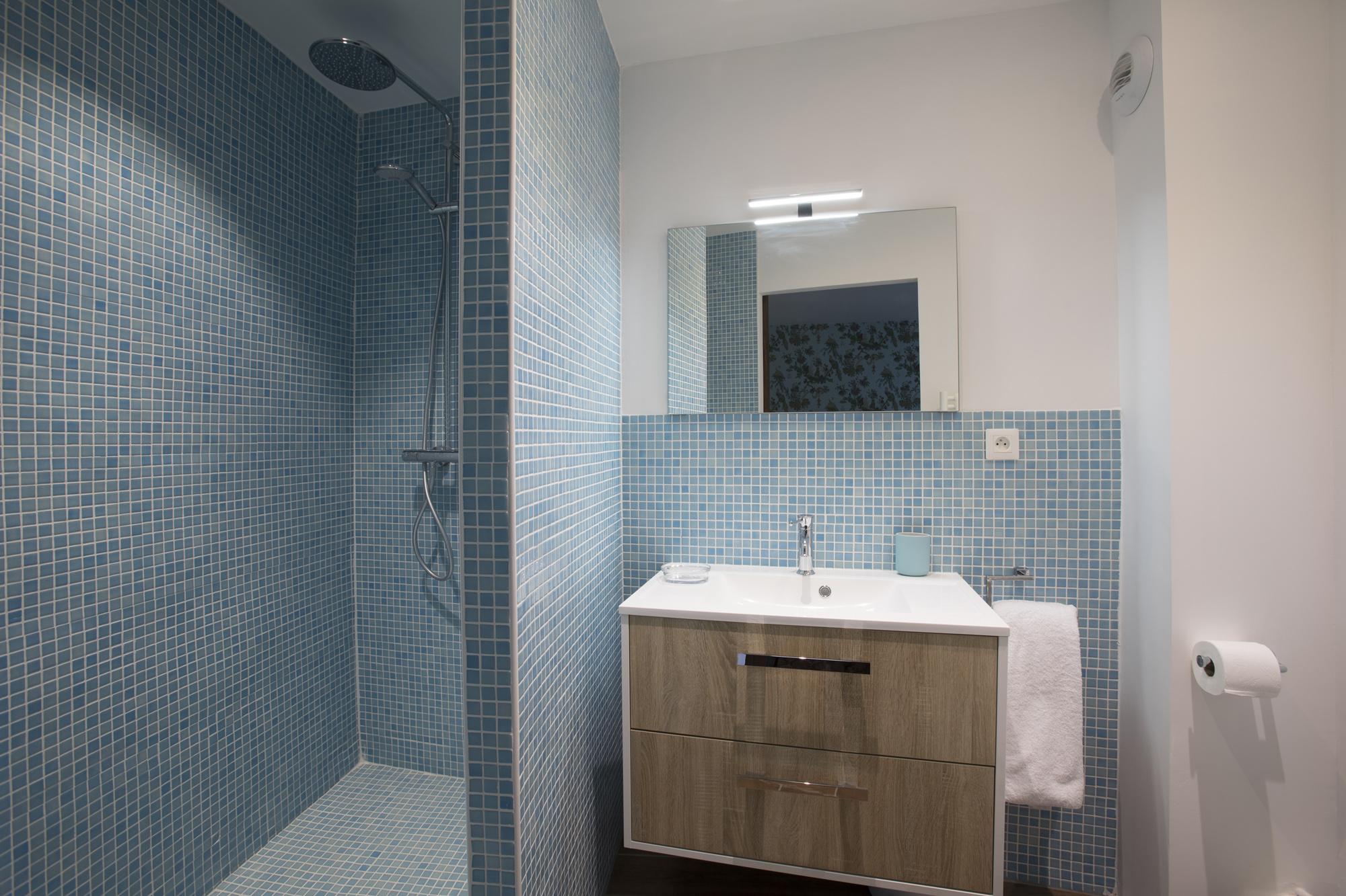 Lunas Badezimmer