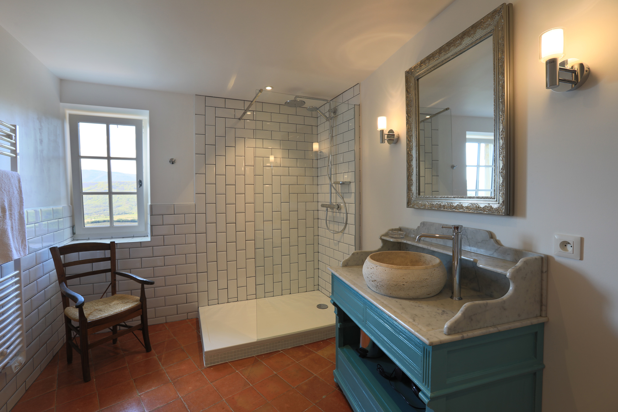 Parker bathroom