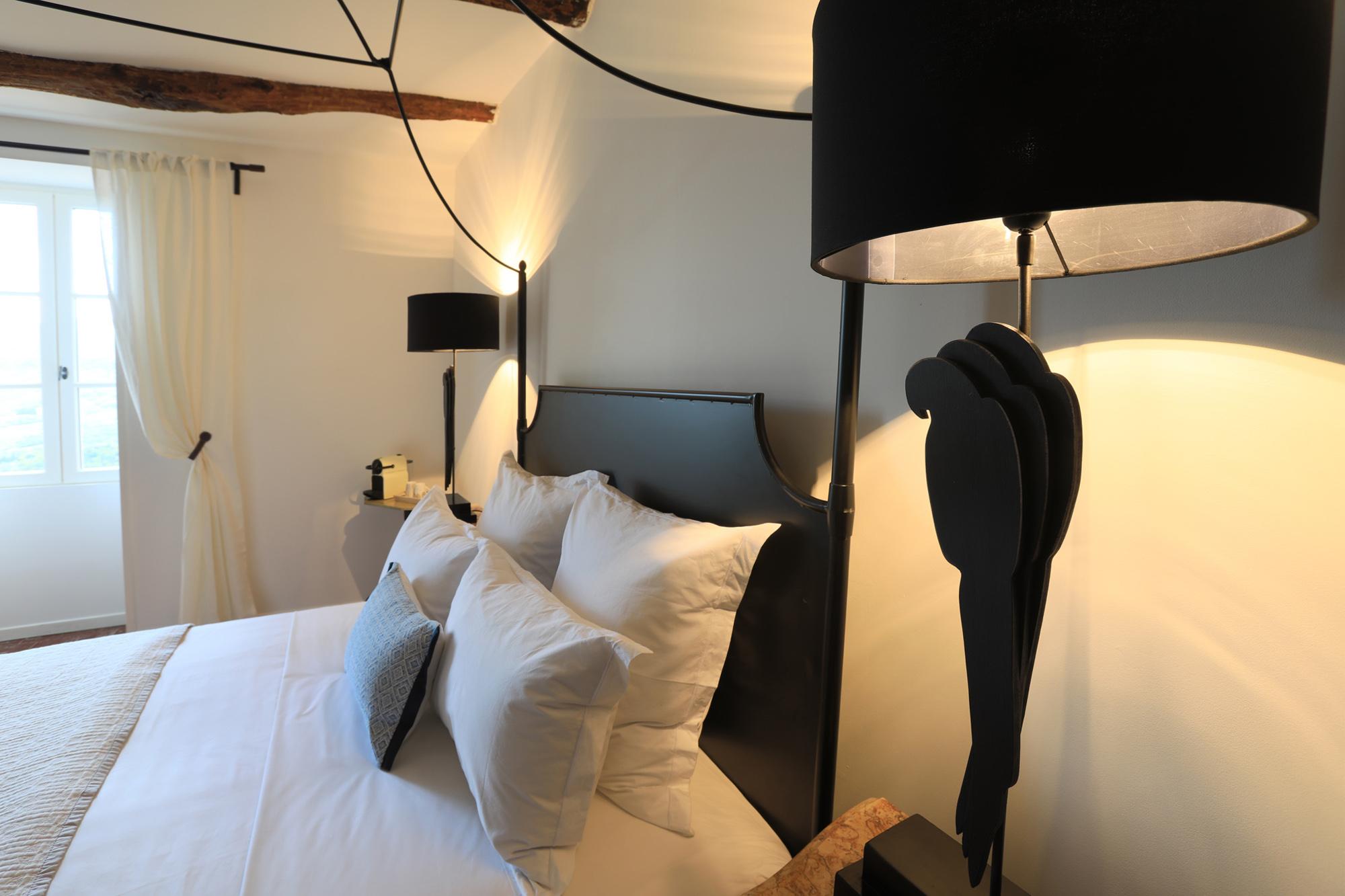Parker bedroom