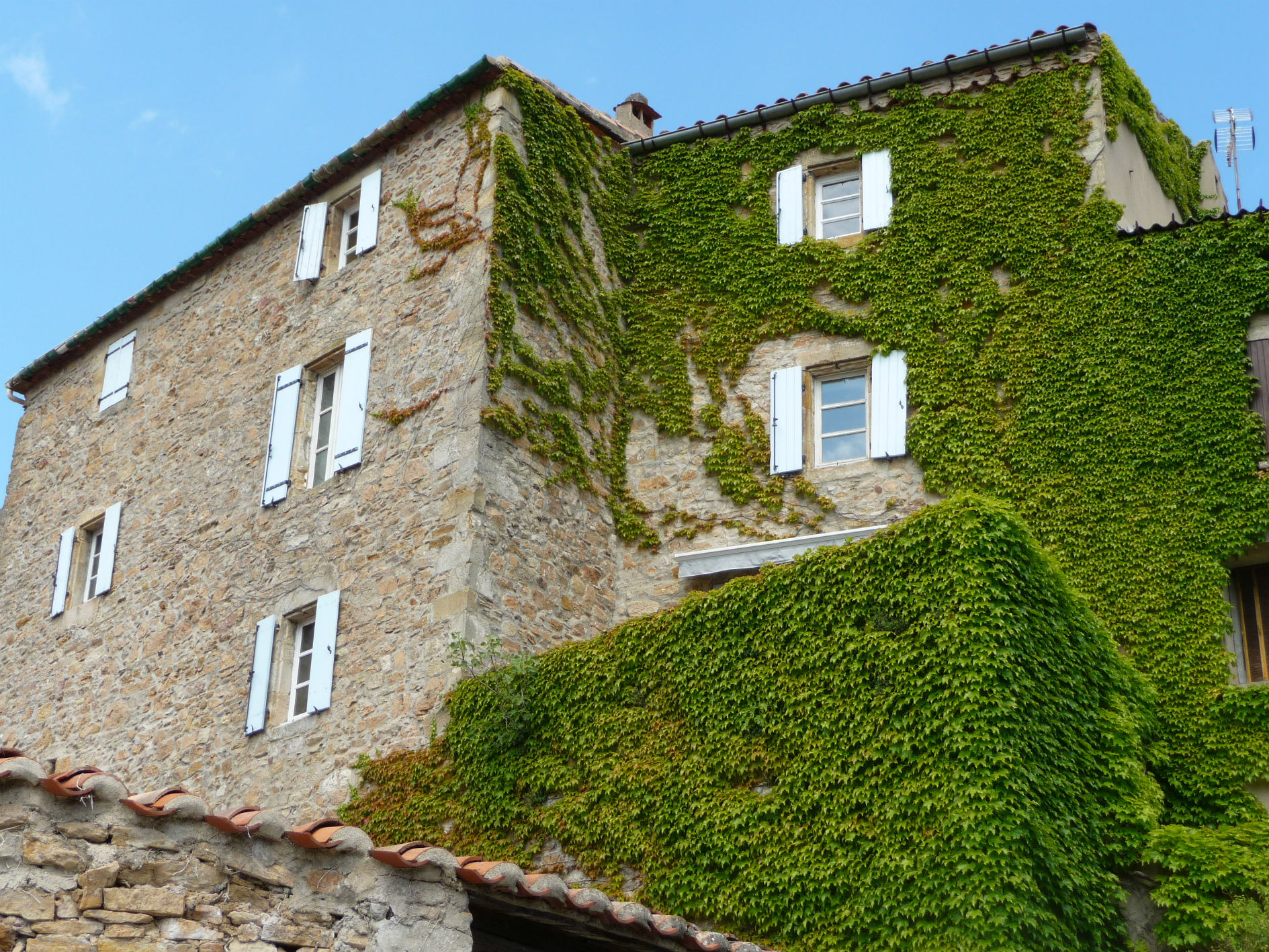 Chateau d'Olmet Hauptgebäude