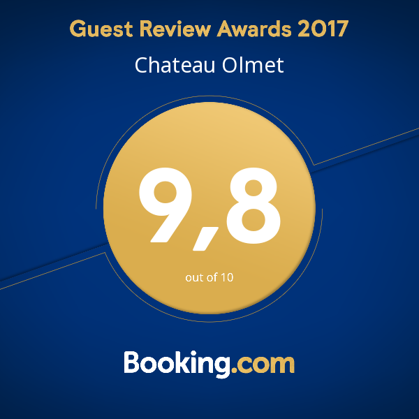 - Happy to announce our first customer #guestsloveus award for 2017 from @bookingcom