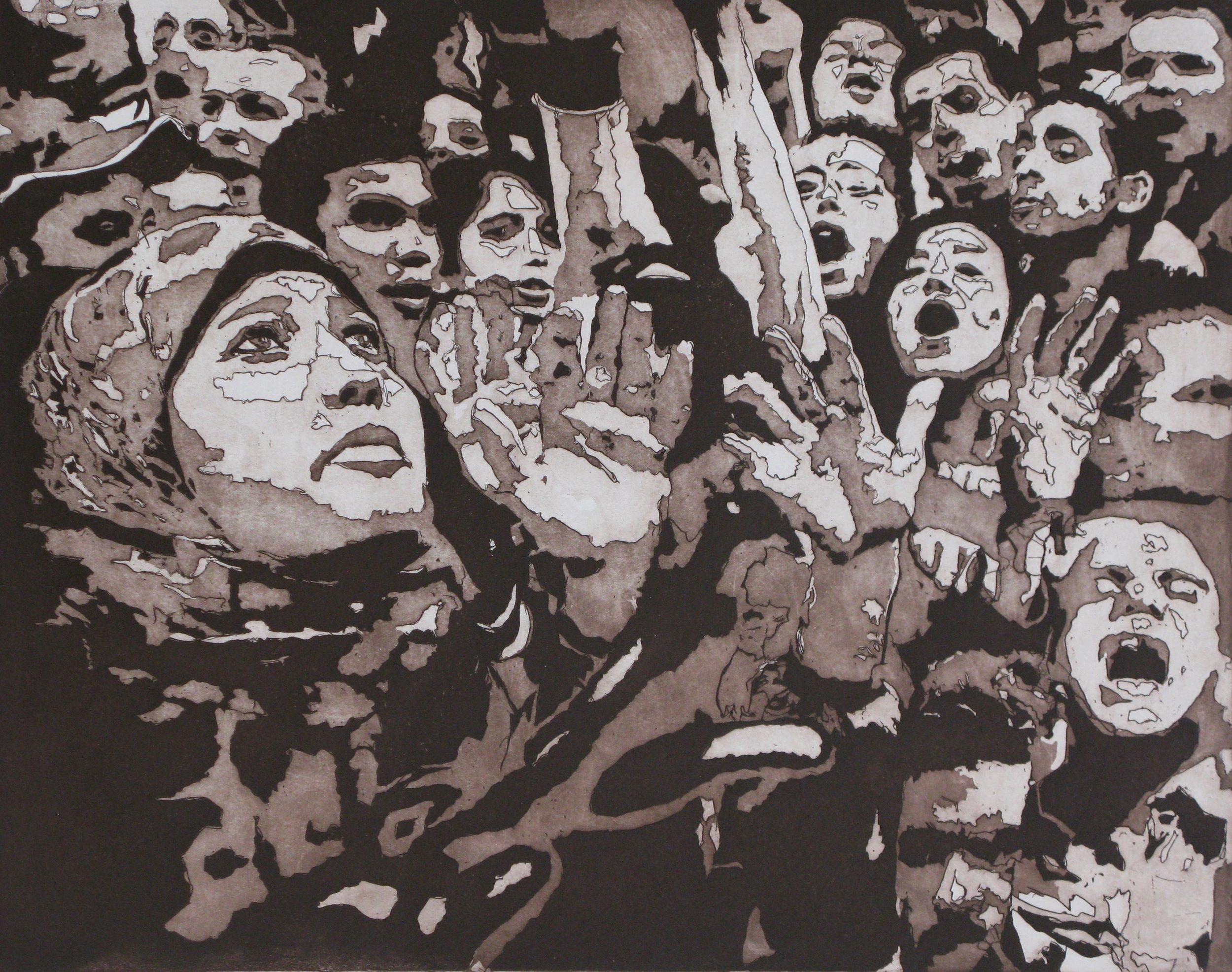 Le Printemps arabe (1)