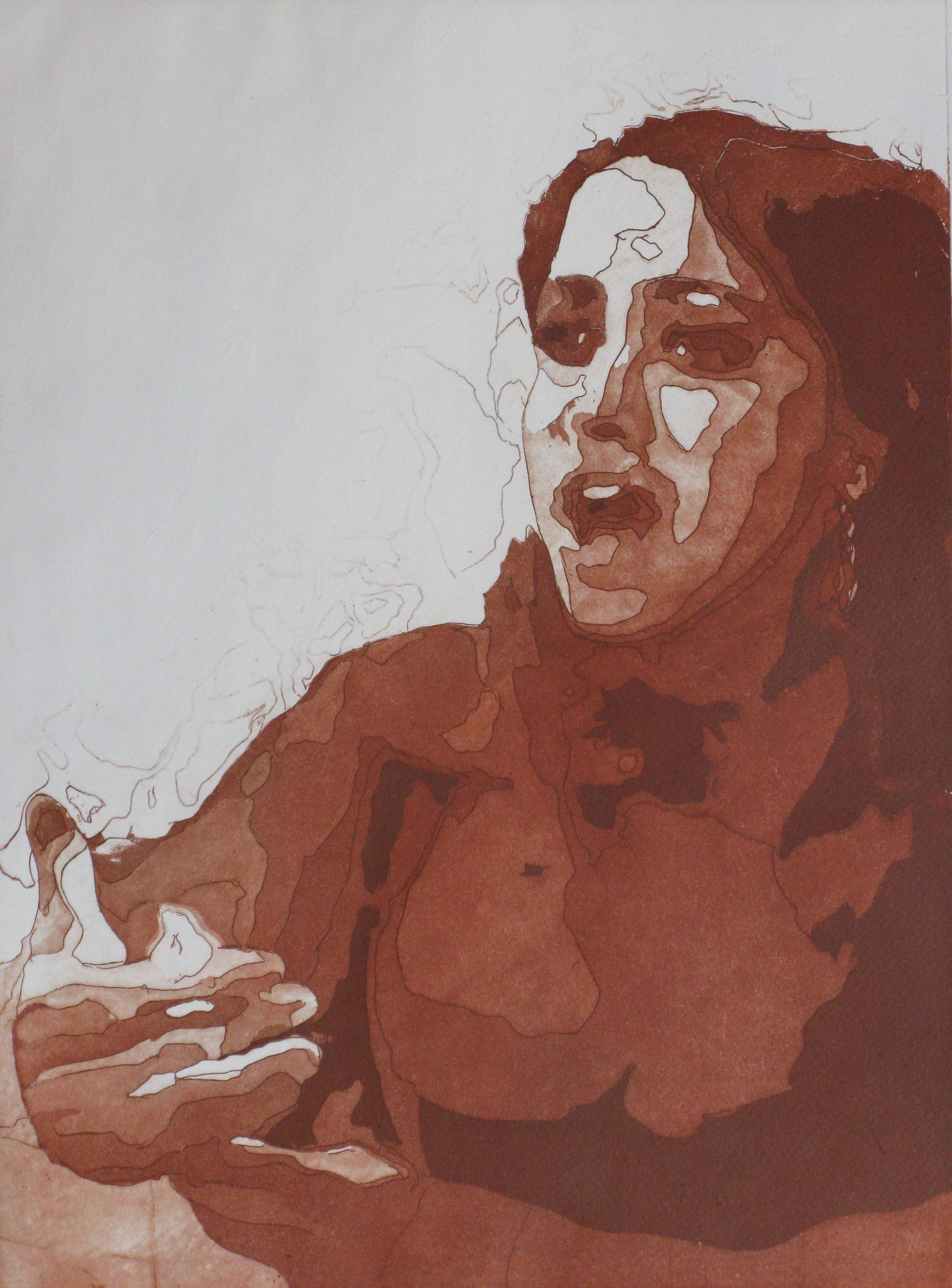 Le Printemps arabe (2) Chanteuse Tunisienne Emel Mathlouthi