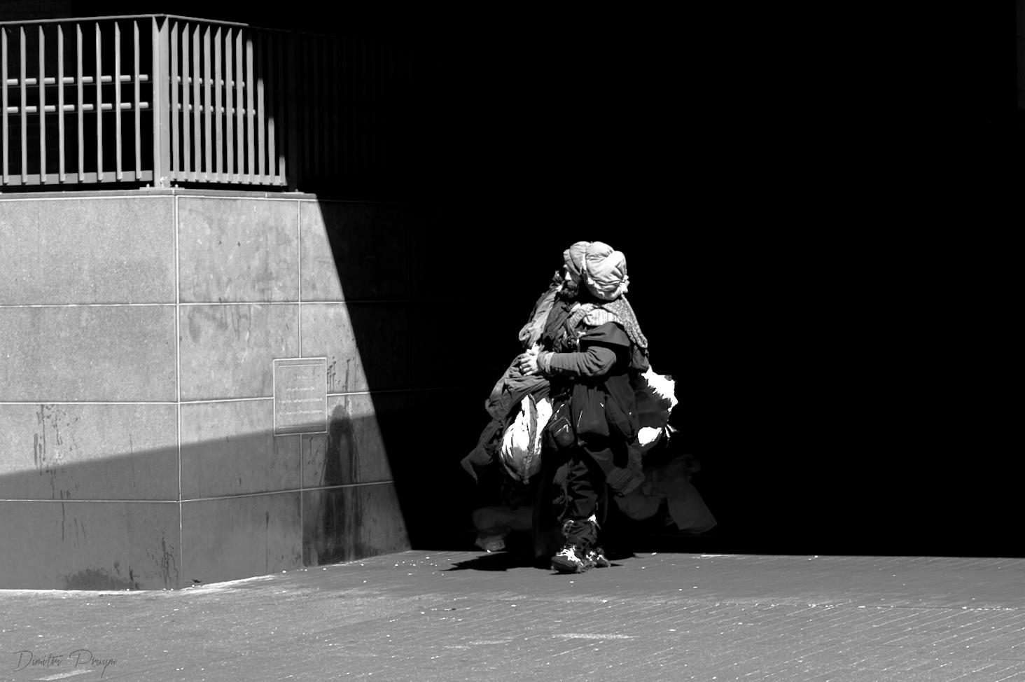 Homeless I.