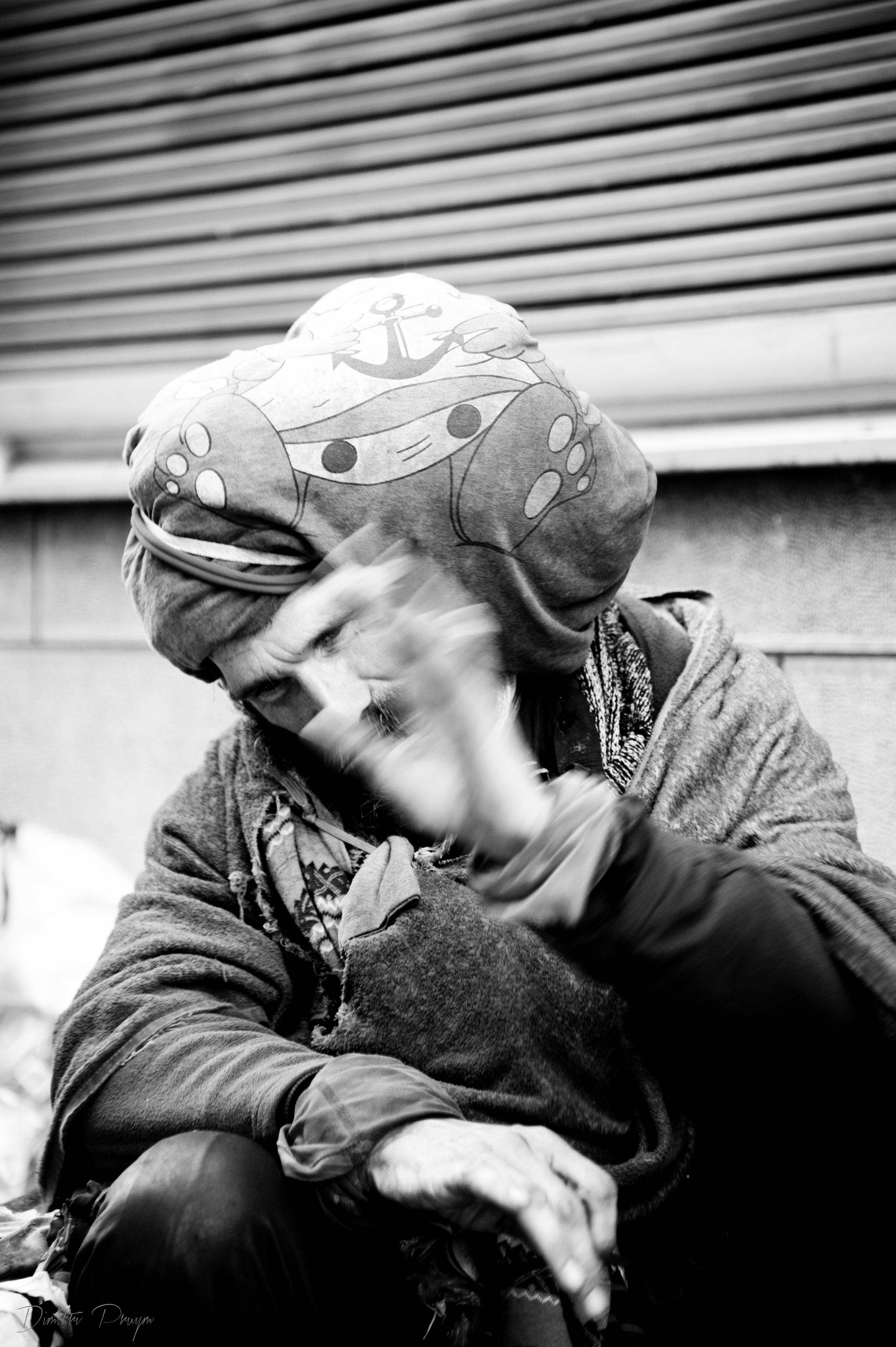 Homeless II.