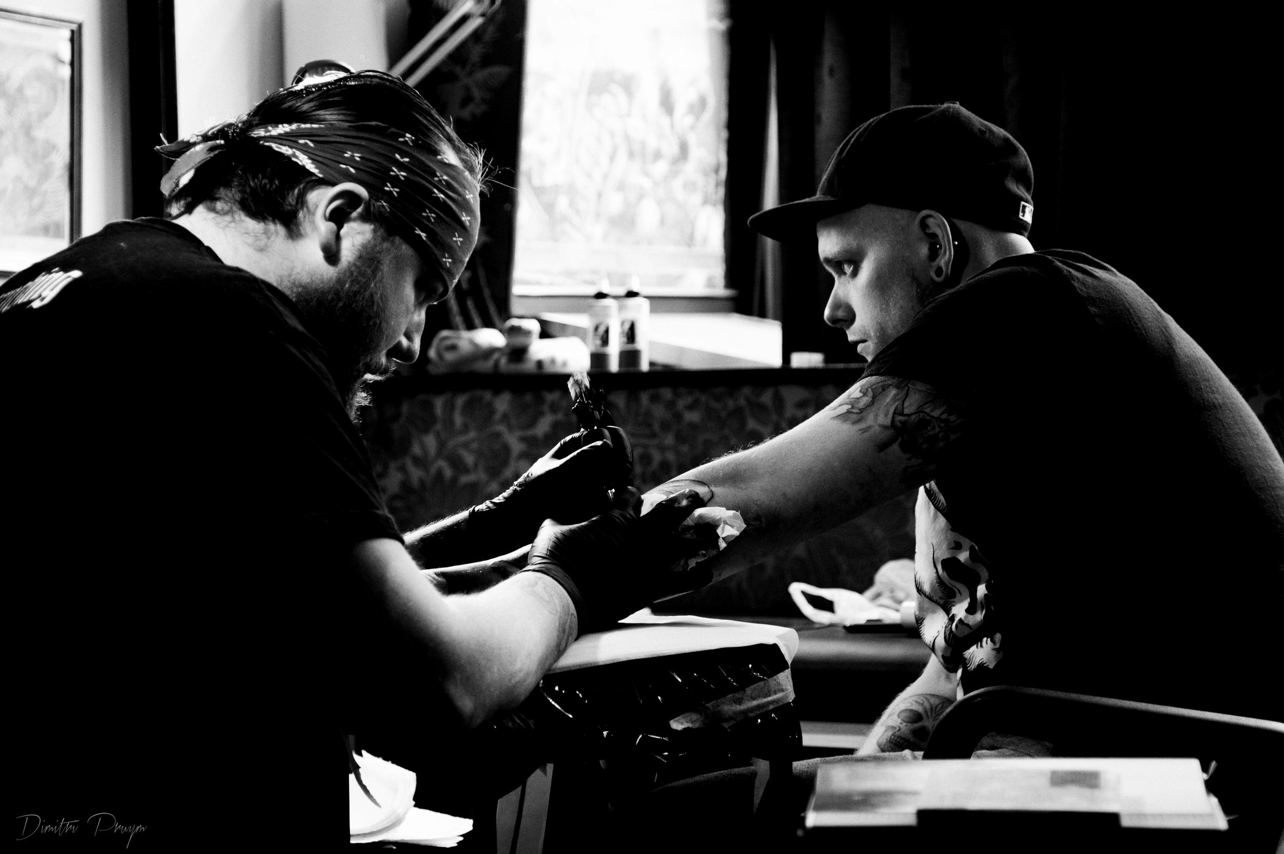 Tattoo Shop I.