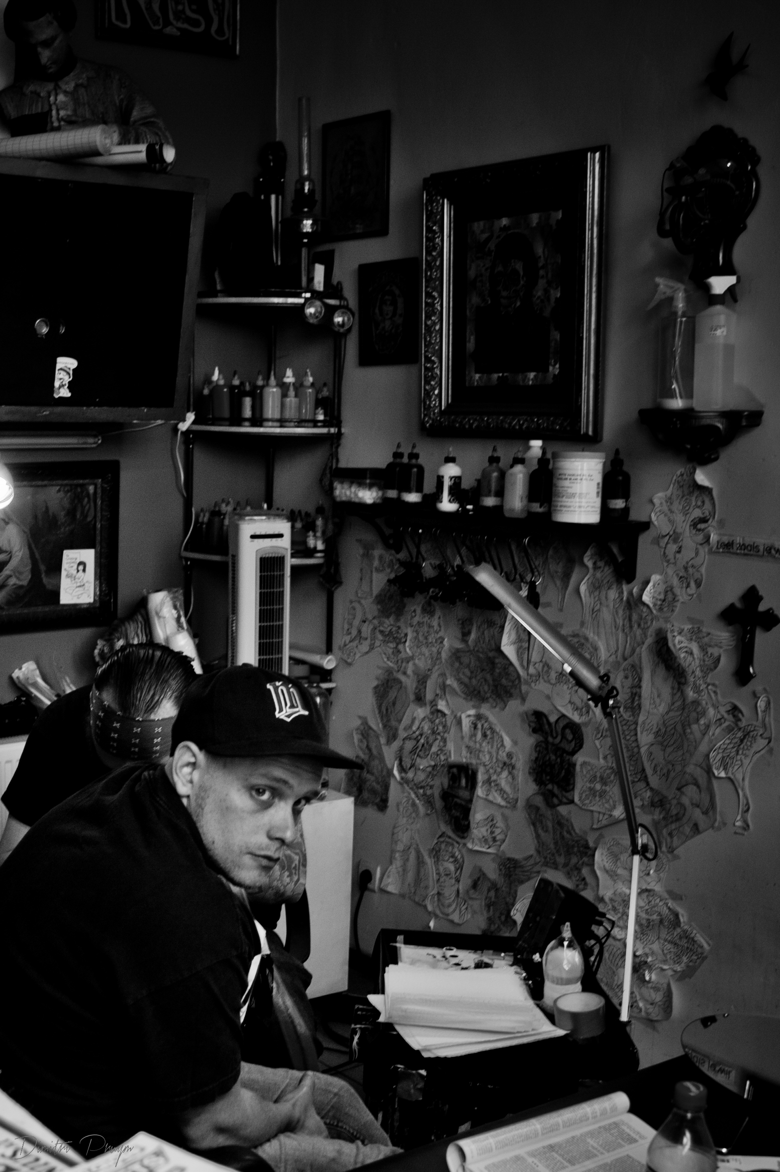 Tattoo Shop II.