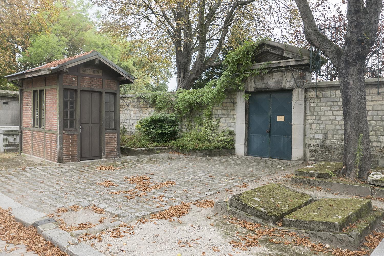 inside Porte des Osieux