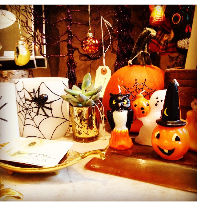 A little sampling of some of ourghostly goodies.