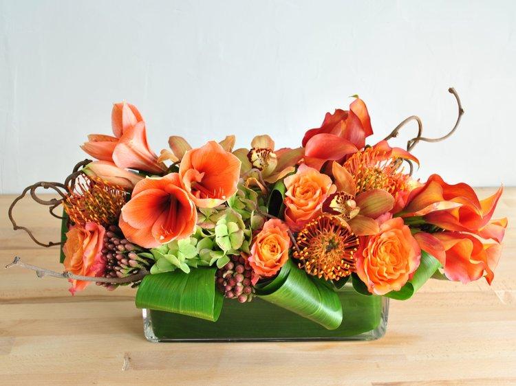 Boston Seasonal Flowers - Gathering