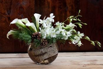 Winter Solstice, one of our most popular seasonal arrangements!