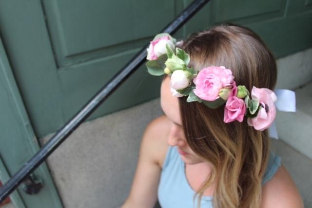 boston flowers