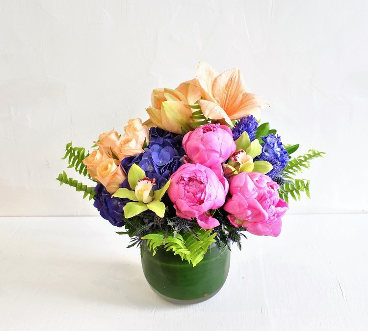 Flowers Boston Peonies