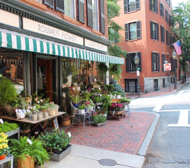boston flower delivery