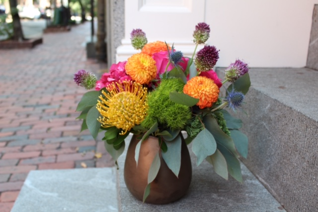 boston flower delivery local