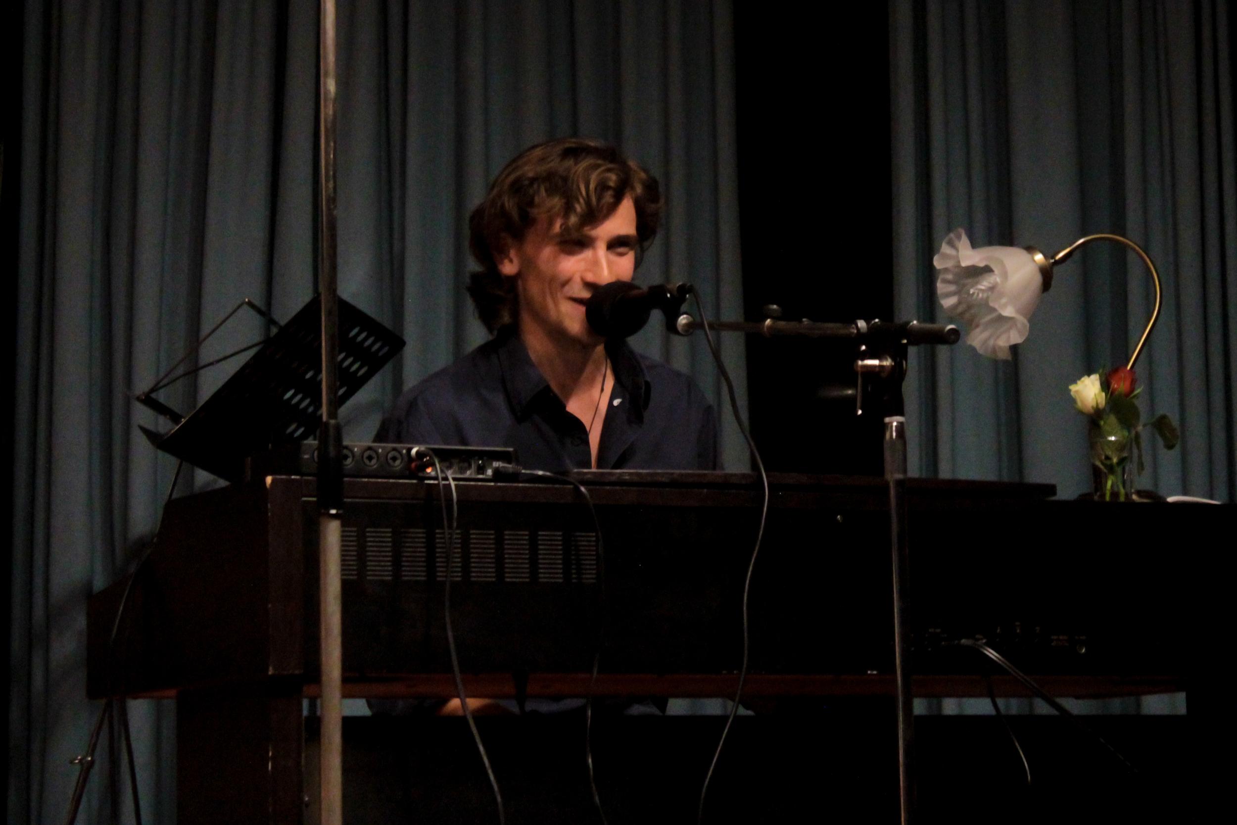 Silas Goodman (May 2015)