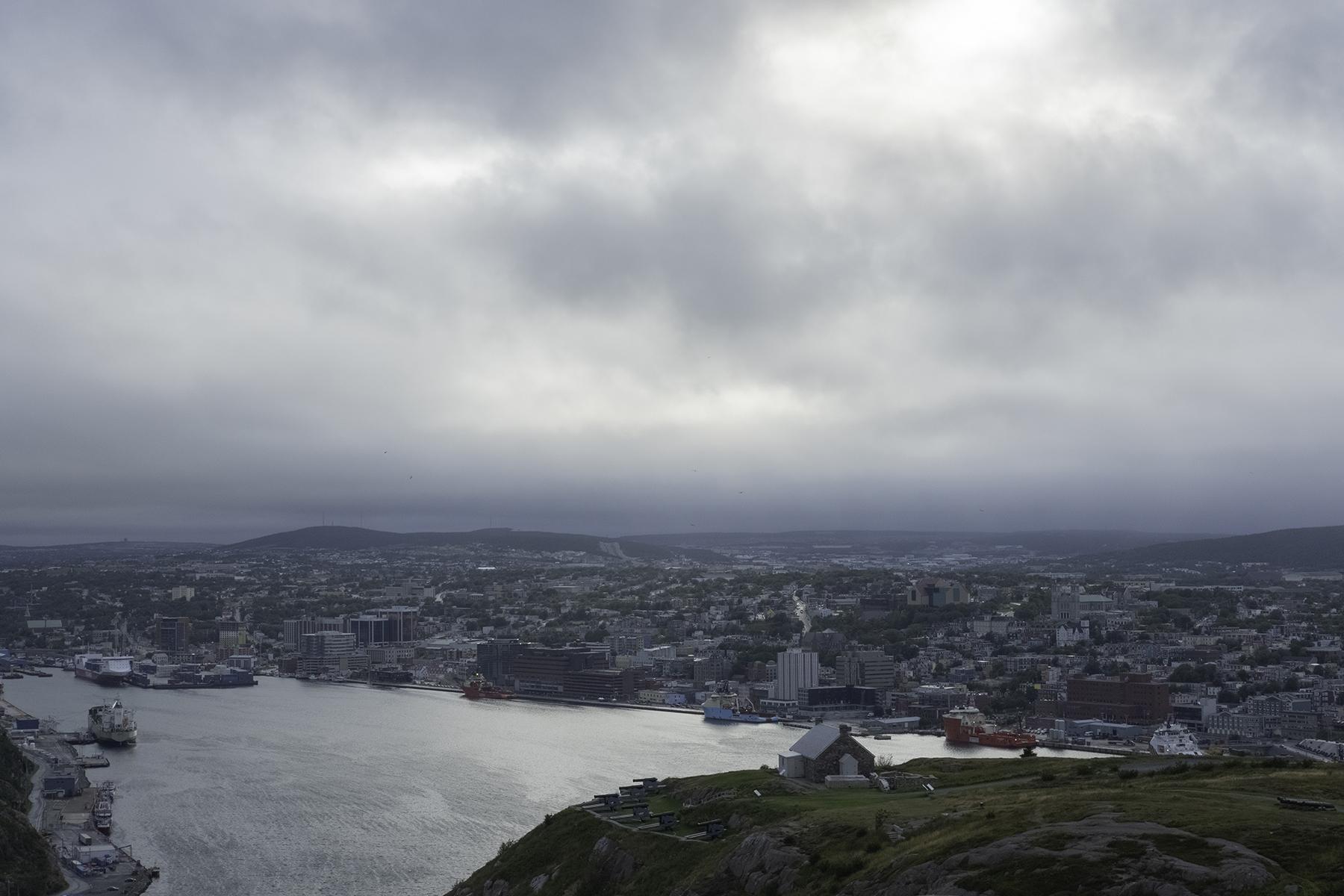 St. John's, Newfoundland. 2018