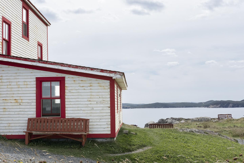 Ferryland, Newfoundland. 2018