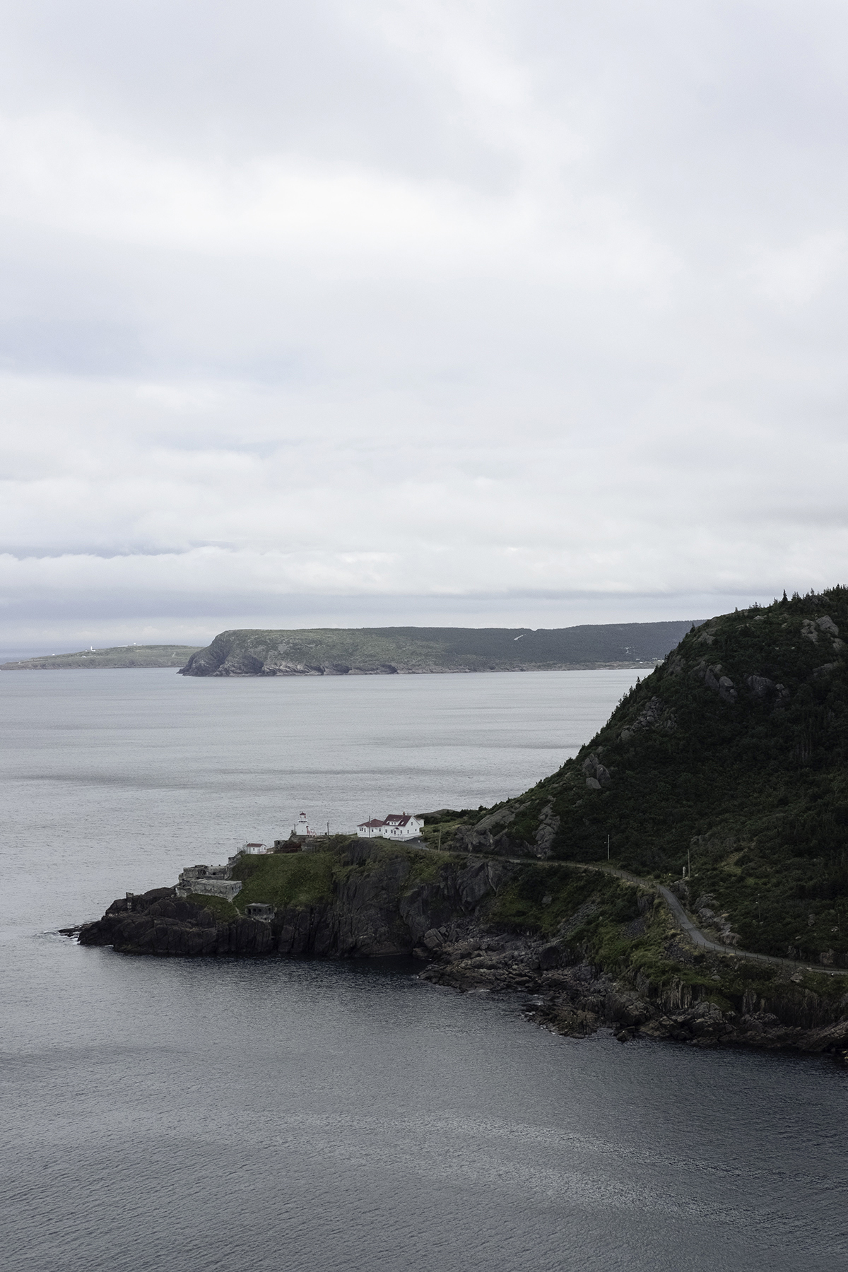 Signal Hill, Newfoundland. 2018