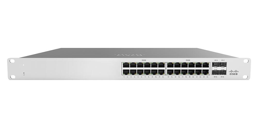Cisco Meraki Access Switch MS120-24