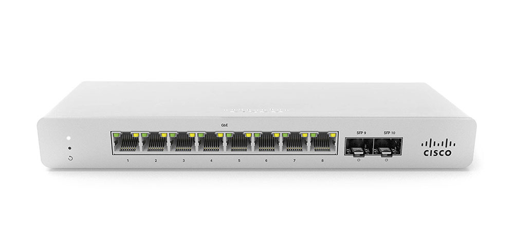 Cisco Meraki Access Switch MS120-8