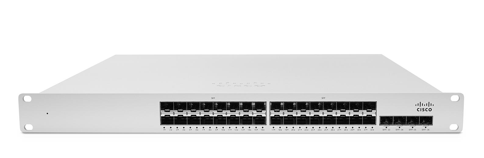 Cisco Meraki Stackable Access Switch MS410-32