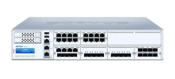 Sophos XG 650 Rev.2 Firewall