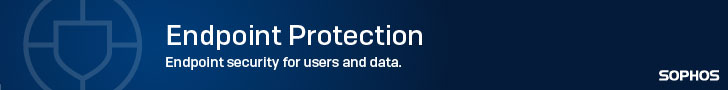 Sophos endpoint protection ad banner